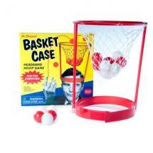 Basketbalový koš na hlavu
