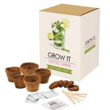 Grow it - Koktejlová zahrada