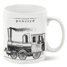 Hrnek – parní lokomotiva