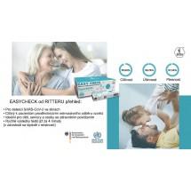 Antigenní test - SARS-CoV-2 Antigen Rapid Test Kit (Colloidal Gold) - 20ks testů v balení