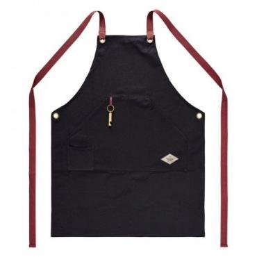 BBQ kuchyňská zástěra s otvírákem