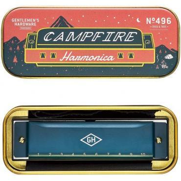 Harmonika k táboráku