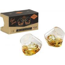 Whisky set dvou sklenic Rock & Roll
