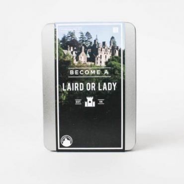 Staňte se skotským Lordem nebo lady